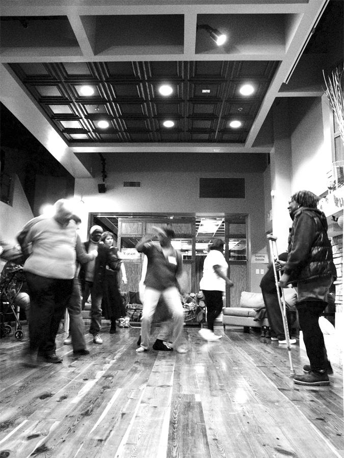 Dance floor@lfc
