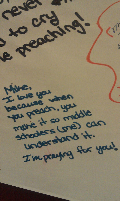 Middleschoolencouragement