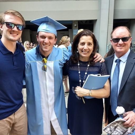 Austin's UNC Graduation