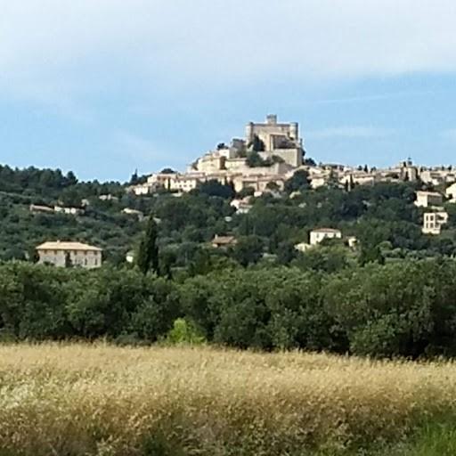 Le Barroux  France