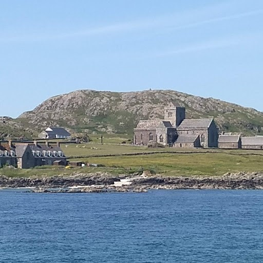 Holy Isle of Iona and its ancient cathedral